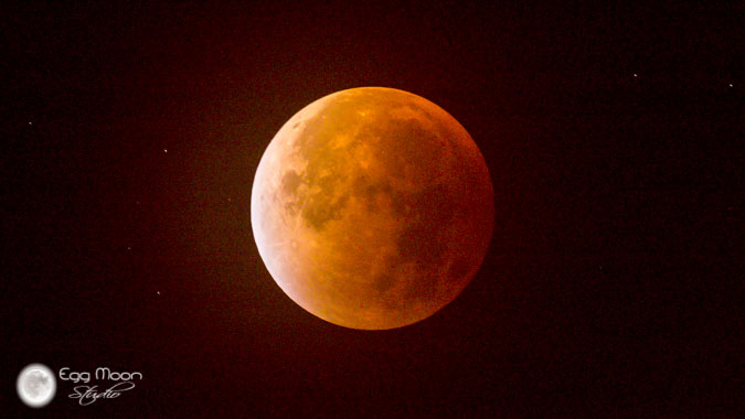Supermoon Lunar Eclipse 2015