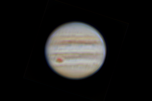 First light astrophotography of jupiter with sct apo telescopes