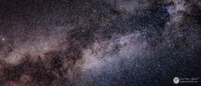 Milky Way Photography - Egg Moon Studio