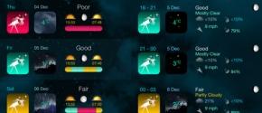 Scope Nights: Astronomy Weather 2.1