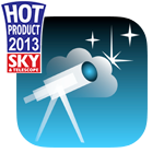 Scope Nights Hot Product Award 2013 - Sky & Telescope Magazine
