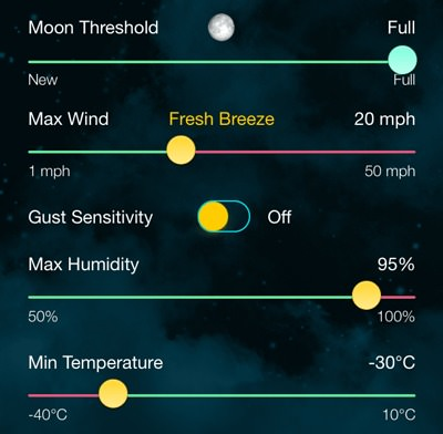 Scope Nights: Astronomy Weather Pack Upgrade